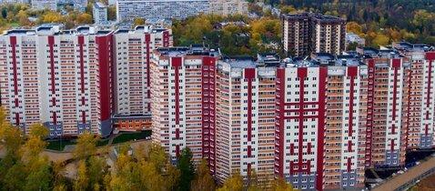 Однокомнатная квартира ЖК Горки 10 - Фото 2