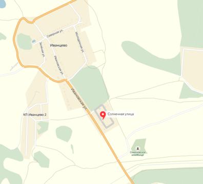 Продается земельный участок 12 сот д.Иванцево