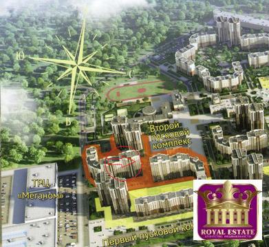 Продается квартира Респ Крым, г Симферополь, Евпаторийское шоссе, д 1 - Фото 1