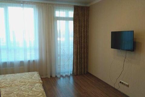 Сдаю 1-к квартиру, Киевская 4/9 эт. Площадь: 44 м2 в новом доме Consol - Фото 4
