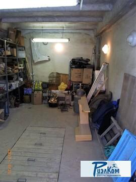 Продаю кирпичный гараж в автокооперативе № 13 на Рязанской в Туле. - Фото 2