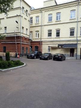 Офис в особняке 15 кв.м метро Кропоткинская, Пречистенская наб,15с2 - Фото 1