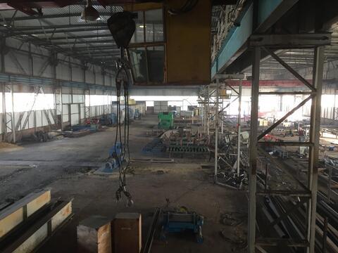 Продам производственный комплекс 6500 кв.м. - Фото 1