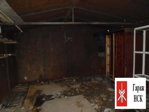 Продам металлический гараж в ГСК Линейный в10. Академгородок - Фото 4