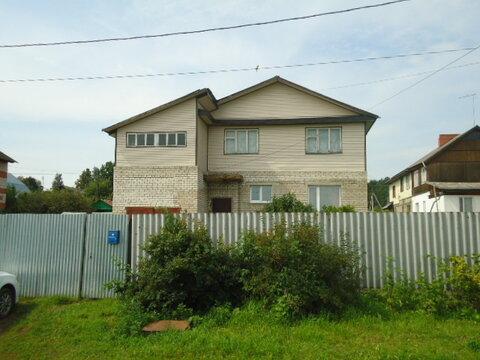 Продается кирп. дом на уч-ке 6 сот. в г. Александров, район 8 марш. Вл - Фото 2
