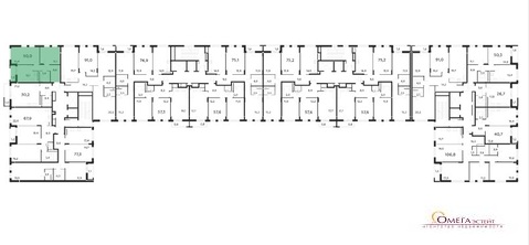 Продам 2-к квартиру, Коммунарка п, жилой комплекс Москва а101 к18 - Фото 2