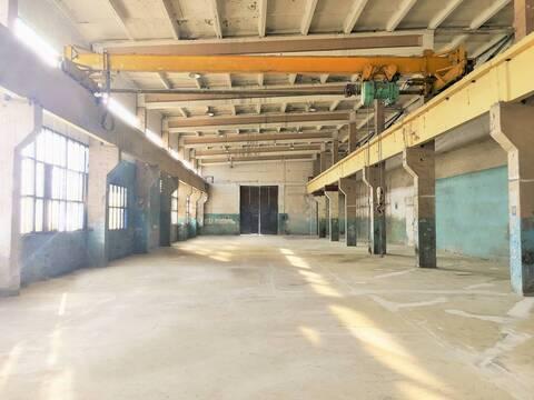 Сдается склад 1262 кв. м. - Фото 1