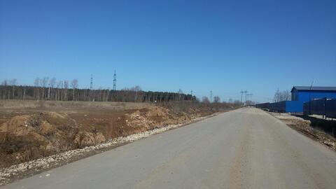 Участок 74 сот для бизнеса вблизи г.Чехов - Фото 1
