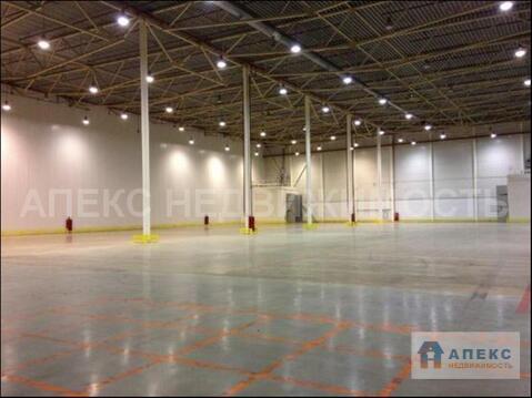 Аренда помещения пл. 9603 м2 под склад, , офис и склад Чехов . - Фото 5