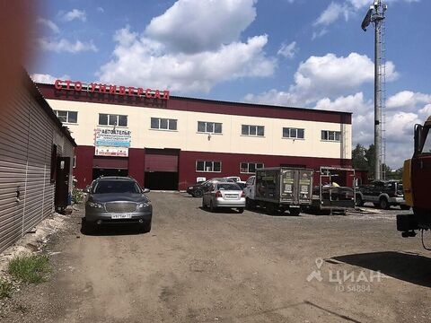 Продажа производственного помещения, Балашиха, Балашиха г. о, Ул. . - Фото 1