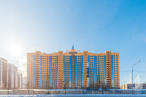 Объявление №47197661: Продаю 1 комн. квартиру. Санкт-Петербург, Маршала Блюхера пр-кт., 7, к 1,