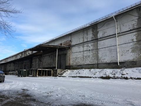 Аренда отапливаемого складского помещения - Фото 5