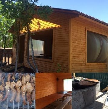 Сдам коттедж в Дивноморском с сауной и бассейном посуточно - Фото 2