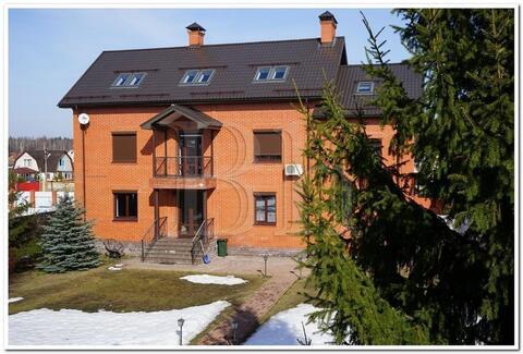 Продам жилой дом в 30 км от МКАД по Горьковскому шоссе в дер. Пушкино . - Фото 1