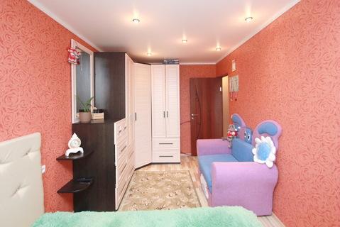 Трех комнатная квартира в Ялуторовске S = 57 кв.м. - Фото 1