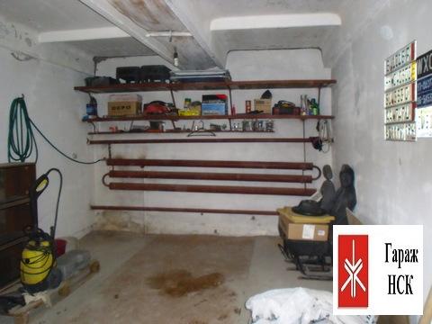 Продам капитальный гараж в ГСК Роща №483. Академгородок, за ияф - Фото 3