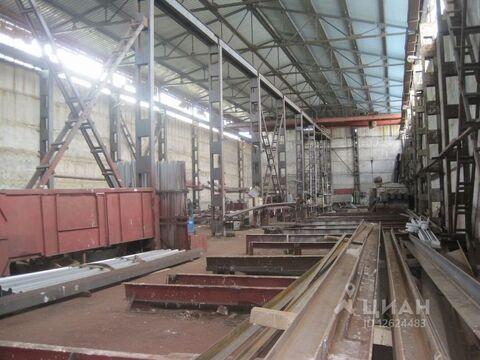 Продажа производственного помещения, Саратов, Тракт Вольский - Фото 1