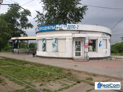 Сдам в аренду Павильон (ост. депо-2) в Хабаровске - Фото 1