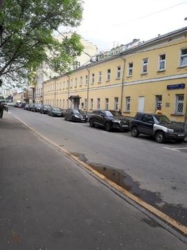 Офис в особняке 32 кв.м метро Кропоткинская, Б. Знаменский пер, д.2с4 - Фото 1