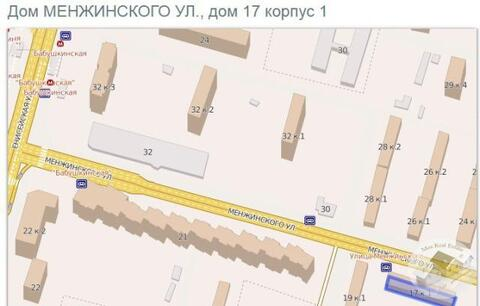 Продажа квартиры, м. Бабушкинская, Ул. Менжинского - Фото 2