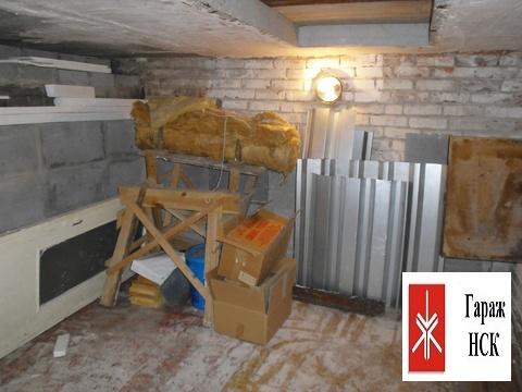 Продам теплый гараж, ГСК Чайка № 320, Академгородок, мкр. Щ, Дом быта - Фото 4
