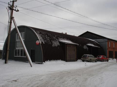 Аренда склада, Иркутск, Ул. Баррикад - Фото 2