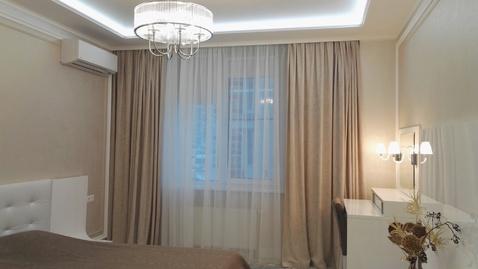 В аренду шикарная двухкомнатная квартира в ЖК Мосфильмовский - Фото 1