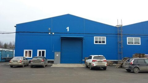 Сдам склад 968,6кв.м. в Мурино - Фото 1