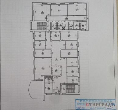Двухэтажное кирпичное здание торгового центра 850 кв.м. на участке 16 - Фото 2