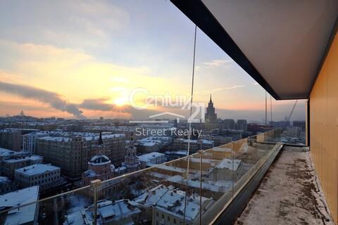 Продажа квартиры, м. Красные ворота, Басманный пер. - Фото 5