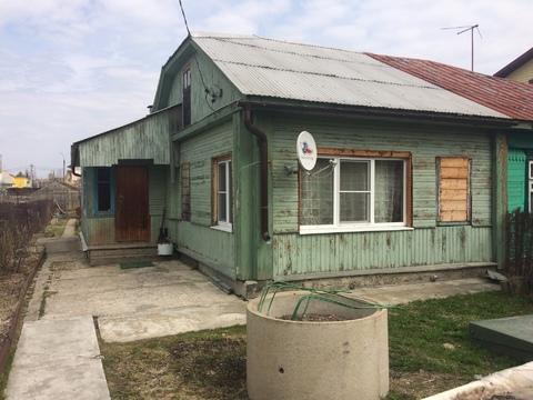 М/о, Чеховский р-н, посёлок Столбовая, дом 104,9м2 - Фото 1