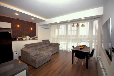 Квартира в новом дом с большой кухней - Фото 1