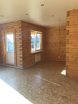 Продается прекрасный Брусовой дом с. Введенщина, ул. Мира - Фото 4