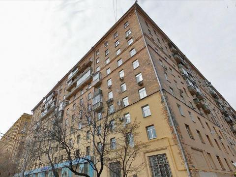 Проспект Мира д 118а трёхкомнатная 87м, метро рядом, сталинка торг! - Фото 1