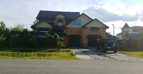 Продажа дома, Тюмень, Купить дом в Тюмени, ID объекта - 503881735 - Фото 1