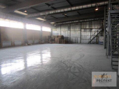 Производственно складское помещение 570 кв.м. - Фото 2