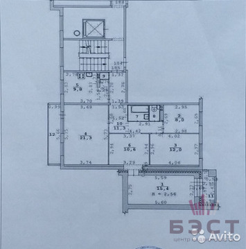 Квартира, ул. Агрономическая, д.7 - Фото 1