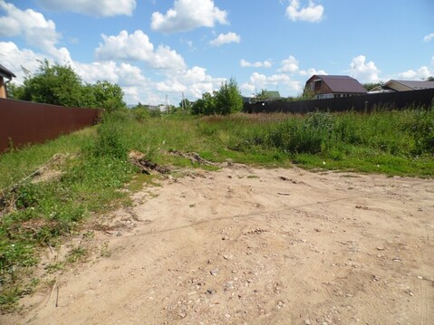 Продается участок 8 сот. на берегу водохранилища в Рузском р.д.Волково - Фото 2