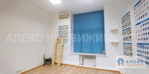 Аренда офиса 38 м2 м. Крестьянская застава в бизнес-центре класса В в . - Фото 2