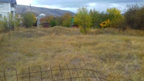 Продам 8 соток в Перевальном 25 км от Алушты - Фото 1