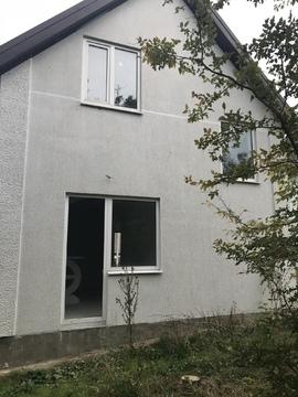 Новый дом 80 м2 - Фото 1
