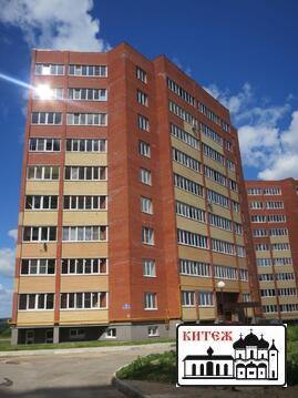 Однокомнатная квартира в новом кирпичном доме в микрорайоне Кубяка - Фото 3