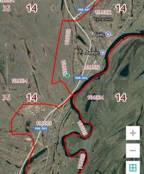 Продажа участка, Тулагино, Тулагино Кильдямцы - Фото 1