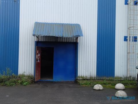Аренда теплого склада 325.6м2, 1эт, потолок h-9м, ул. М.Новикова 28. - Фото 5