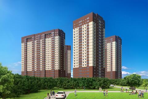 2к.квартира в новостройке на Нагибина - Фото 1
