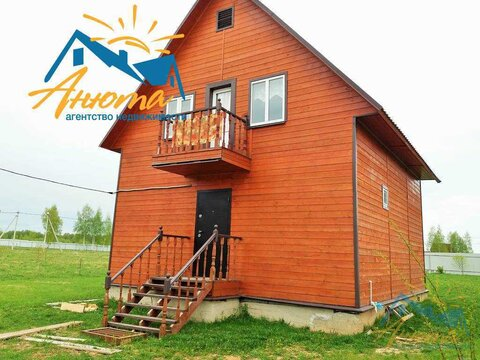 Новый обустроенный дом в коттеджном поселке новое рябцево . - Фото 5