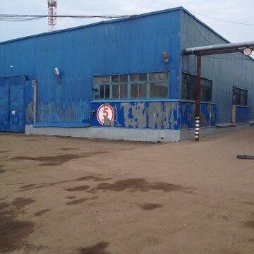 Евро-склад 1815 кв.м. за заводом Луч на декабристов заезд с м8 - Фото 1