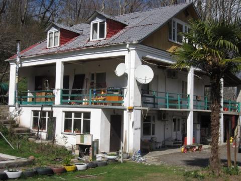 """Продается 2-х этажный дом с мандсардой на Старой Мацесте, с/т """"Гранат"""" - Фото 2"""