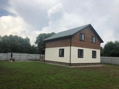Новый дом под ключ, с. Ивановское, Чеховский район - Фото 5
