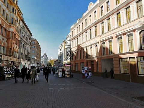 Продажа офиса, м. Арбатская, Ул. Арбат - Фото 5